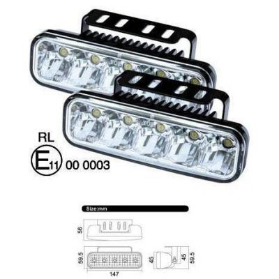 300646e3fb7 LED päevasõidutuled 12/24V
