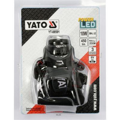 01e662fb1c8 Pealambid | Camelion pealamp 3W LED + patareid CT-4007 - HL Autoosad